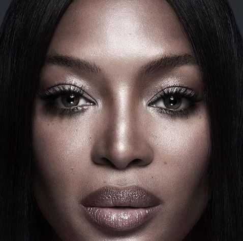 Naomi Campbell is the new face for NARS cosmetics!