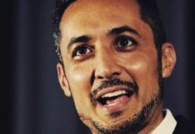 Catching up with Riaad Moosa