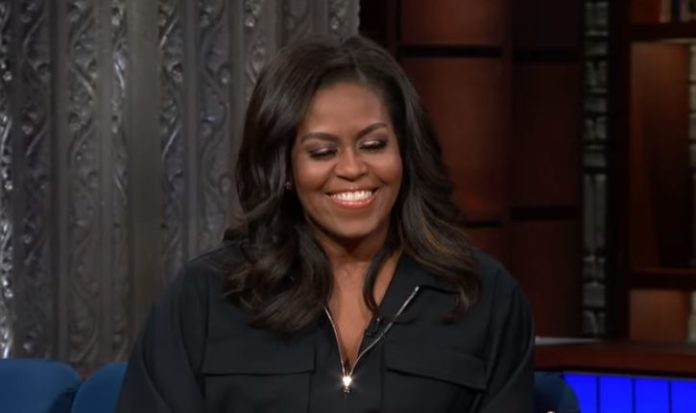 Michelle Obama shares her and Barack's proposal story