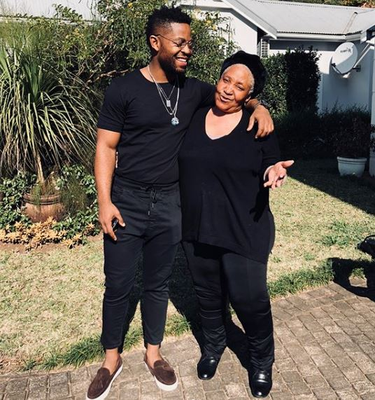 Prince Kaybee surprises his mom with a brand new car