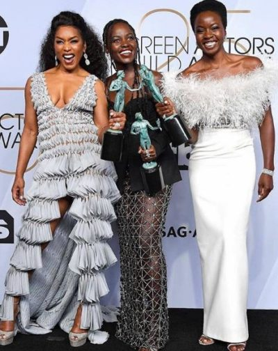 1 1 400x504 - SEE PICS: 2019 SAG Awards red carpet