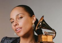 Alicia Keys to host the 2019 Grammys