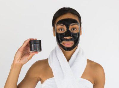 DIY Charcoal Mask 400x297 - DIY charcoal mask