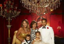 Inside John Legend's casino royale-themed birthday party