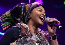 Simphiwe Dana announces Annual Congregation