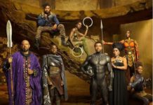 Black Panther makes Oscars history
