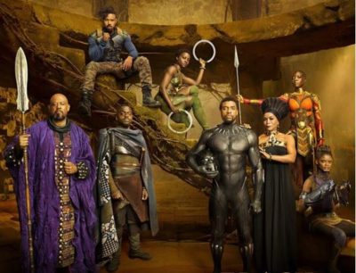 bp 400x306 - Black Panther makes Oscars history