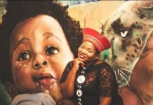 Busiswa celebrates Lakhanya's first birthday
