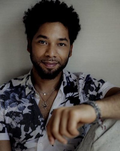 jussie 400x502 - Jussie Smollett receives an outpouring of support following homophobic and racial attack