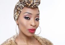 Khabonina Qubeka shares a first look at her baby girl