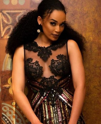pear 400x491 - Pearl Thusi announced as AKA's roast master