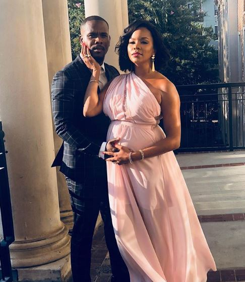 Letoya Luckett and Tommicus Walker welcome their baby girl
