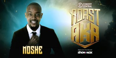3 1 400x200 - Moshe and Davido join Roast of AKA as panelists