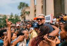 AKA supports Wits hunger strike students