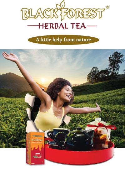 Black Forest Herbal Tea giveaway Oct 2018 400x539 - Win 1 of 6 Black Forest® Herbal Tea hampers valued at R500