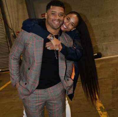 CI 400x398 - WATCH: Russell Wilson kicks off the #GreatestLove challenge
