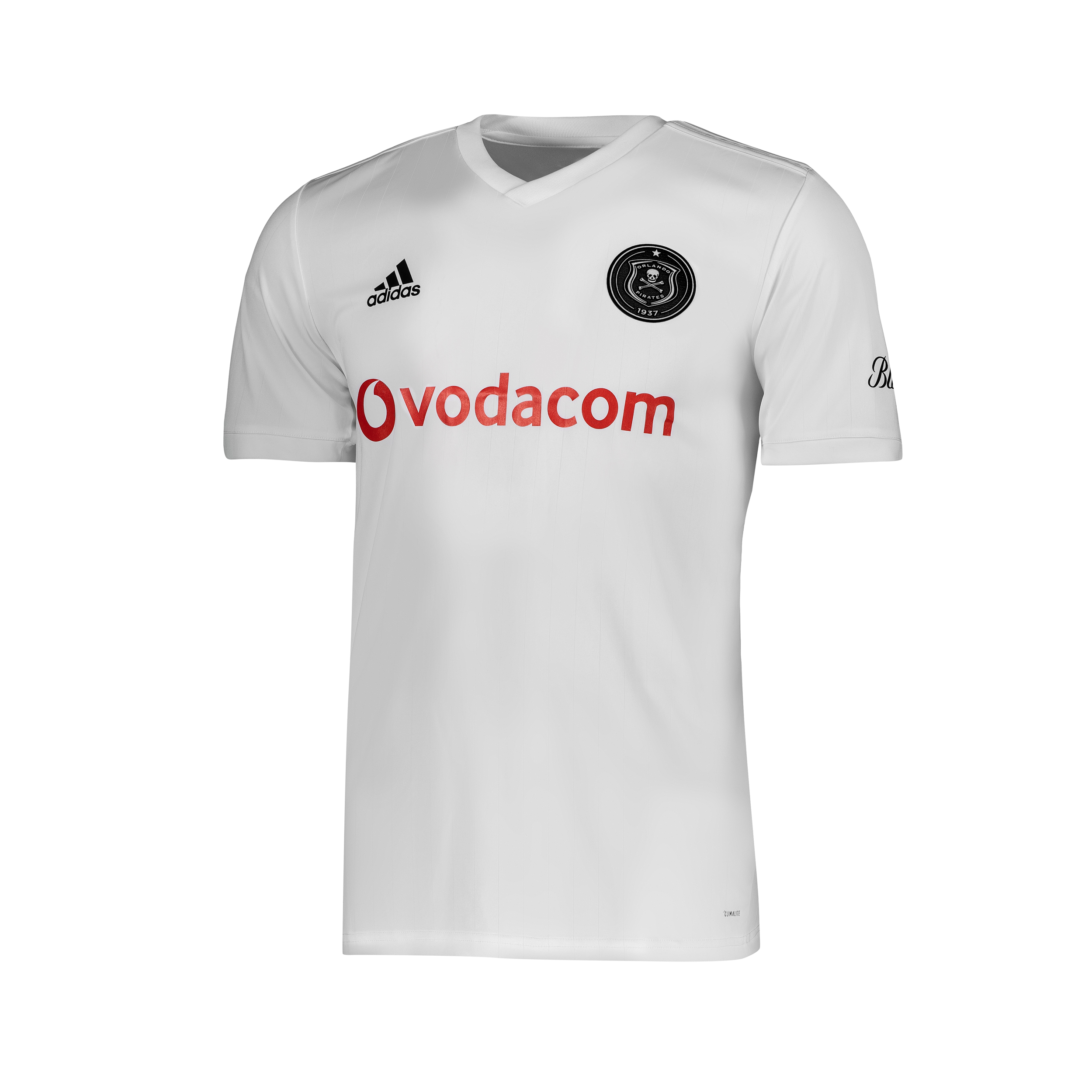 adi OP 3rd Jersey Front 001 - WIN 1 OF 3 ORLANDO PIRATES WOMEN'S JERSEYS BY ADIDAS