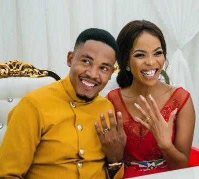 Inside Mmatema Moremi's wedding