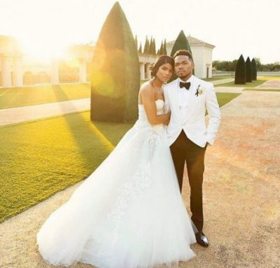 1 2 400x383 - Chance The Rapper and Kirsten Corley tie the knot!