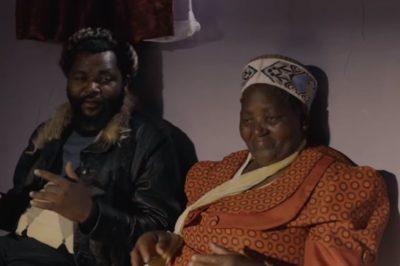 1 400x266 - WATCH: Sjava's Umama music video