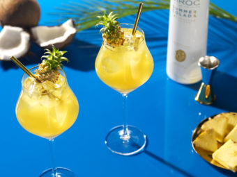 Ciroc Summer Colada Bottles