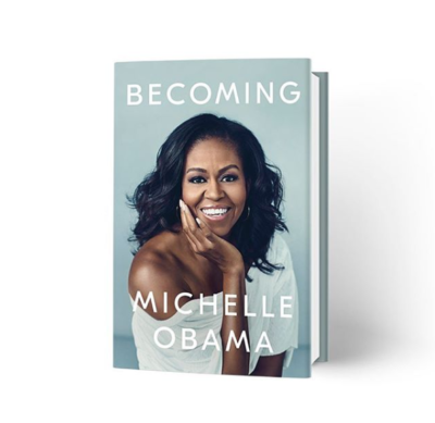 Becoming Michelle 400x389 - Here's why you need to read Becoming by Michelle Obama