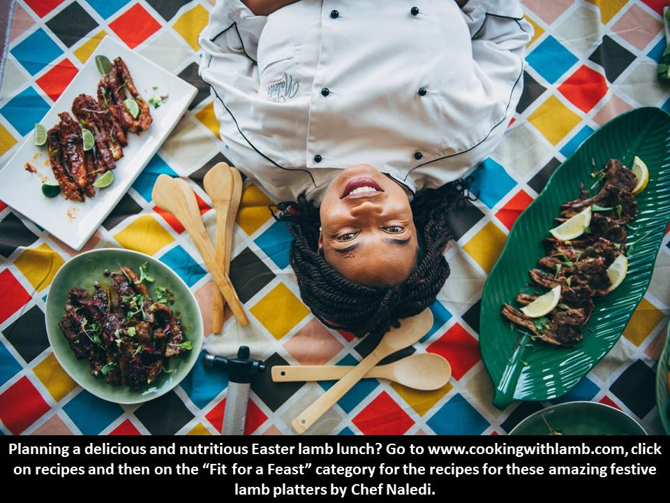 Naledi 1 - A Nutritious and Delicious Easter Feast
