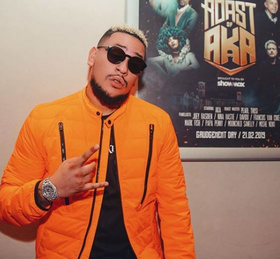 A sneak peek at what to expect on the Comedy Central Roast of AKA