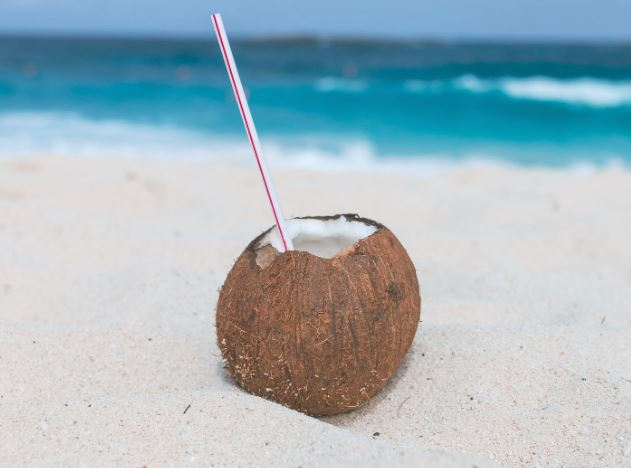 easy ways to use coconut water
