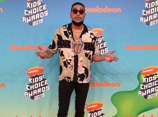 AKA wins a Nickelodeon Kid's Choice Award