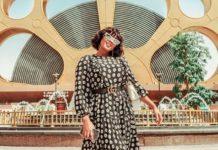 Linda Mtoba's fun-filled vacay in Dubai