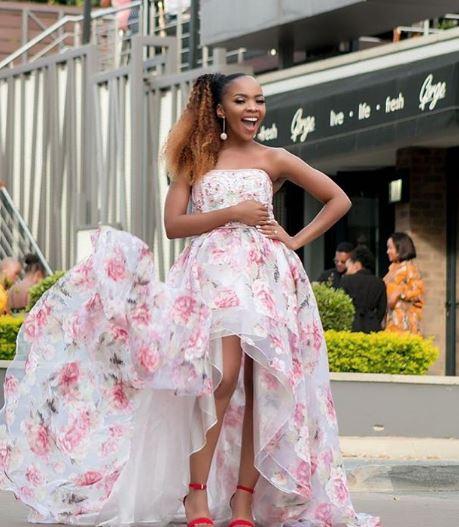 Inside Mapaseka Koetle-Nyokong's star-studded 30th birthday party