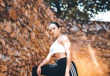 Amanda du-Pont is the face for Shield