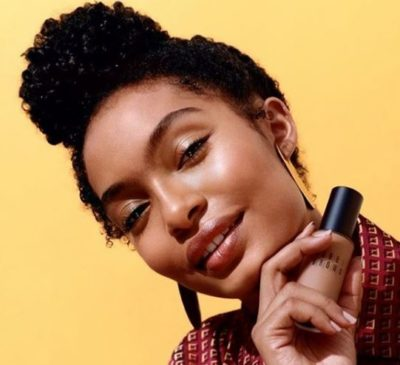 yara 400x365 - Yara Shahidi announced as Bobbi Brown ambassador