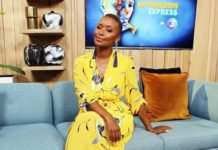 Bonnie Mbuli bids farewell to Afternoon Express