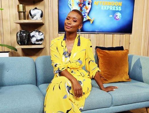 Bonnie Mbuli bids farewell to Afternoon Express