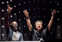 Black Coffee wins a Clubbing TV Award