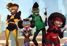 Netflix announces its first original African animated series