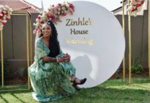 Inside DJ Zinhle's house-warming party