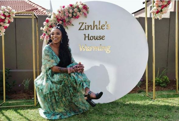 Inside Dj Zinhle S House Warming Party Bona Magazine