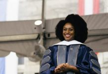 Chimamanda Ngozi-Adichie receives two Honorary Doctorates