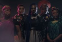 Amanda Black's Thandwa Ndim music video