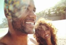Nicole Ari Parker and Boris Kodjoe celebrate their 14th anniversary