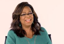 Oprah shares some of her best life moments