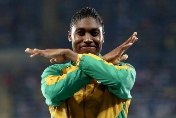 Caster Semenya wins 2000m race in France