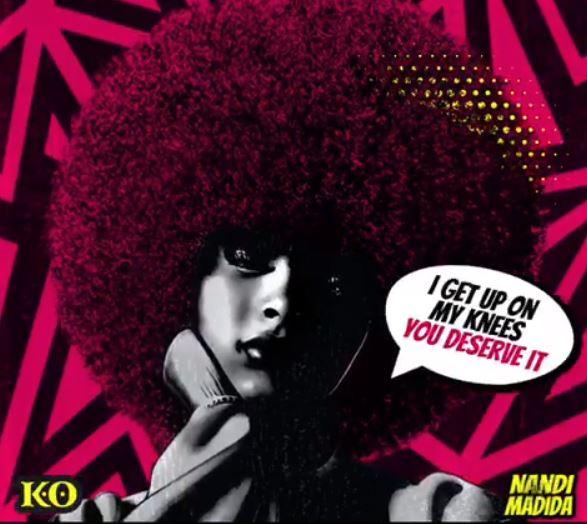 Nandi Madida and K.O's new single