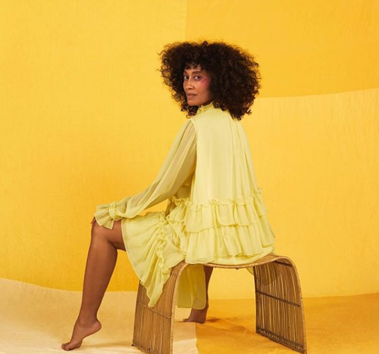 Tracee Ellis Ross is launching a haircare brand