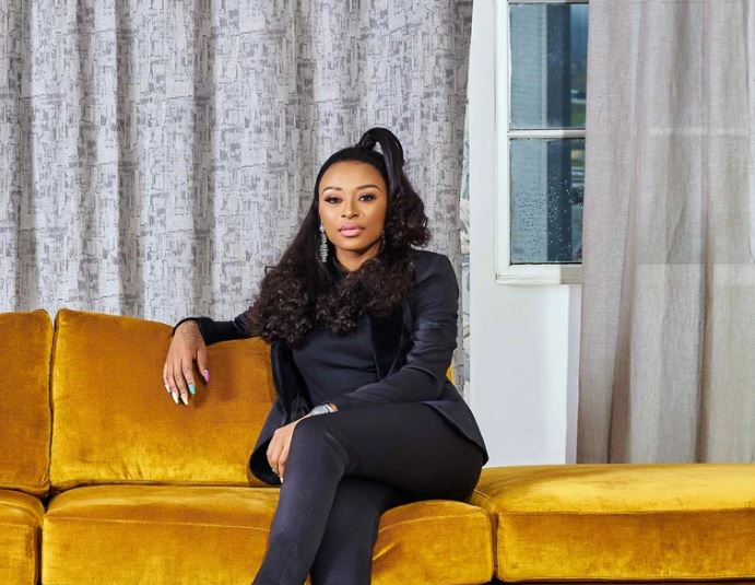 DJ Zinhle launches her home decor company
