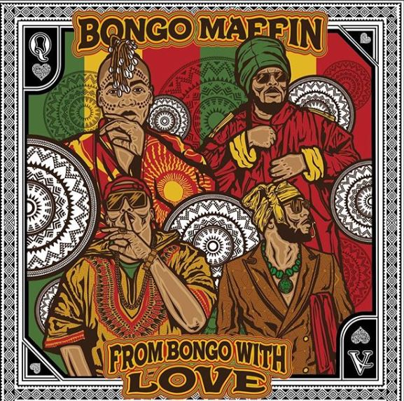 Stream Bongo Maffin's new single