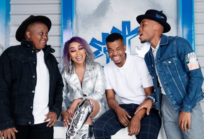Khanyi Mbau & Mpho Popps join Ultimate House Vibe